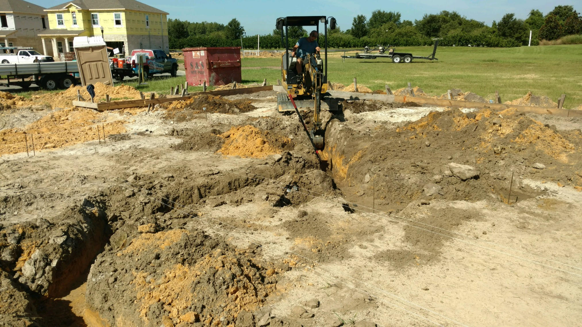 A-1 Southern Plumbing Rough-In
